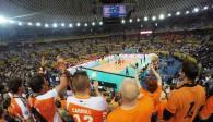 Trotz Platz vier überwiegt der Stolz Foto: BR Volleys