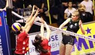 Aachen zwingt Dresden zu Höchstleistung - Fans feiern Foto: Ladies in Black Aachen // Andreas Steindl
