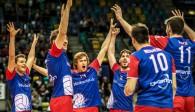 Ab Januar jubeln die United Volleys auch international Foto: United Volleys/Corinna Seibert