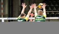 Aachen am Samstag im wichtigen Spiel bei den VolleyStars Thüringen