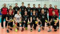 Das Team der deutschen U21 Nationalmannschaft Männer  Foto: DVV