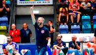 In der vergangenen Saison konnten Cheftrainer Michael Warm und seine United bis zum Halbfinale gegen Tours jubeln, diesmal geht es im CEV Cup gleich zum Auftakt gegen ein französisches Top-Team Foto: United Volleys/Gregor Biskup