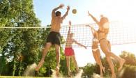 Deutschland und die Volleyball-Liebesgeschichte Foto: Fotolia.com © Zsolnai Gergely