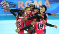 DVV-Frauen starten mit Niederlage - 2:3 gegen DOM