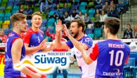 Gegen Friedrichshafen wollen die United Volleys erneut für große Volleyball-Momente in der Fraport Arena sorgen Foto: Gregor Biskup