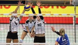 Volleyball-Team Hamburg reist zum RC Sorpesee
