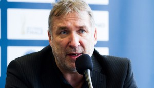 Michael Evers, Präsident der Volleyball Bundesliga
