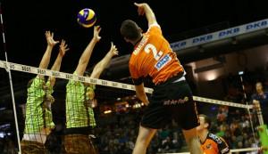 Zurück im Volleyballtempel