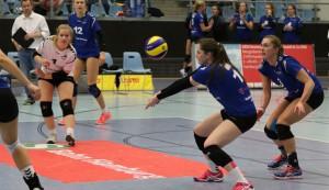 Volleyball-Team Hamburg erkämpft sich den Heimsieg