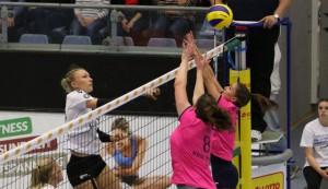 Volleyball-Team Hamburg zu Gast beim VCO Schwerin