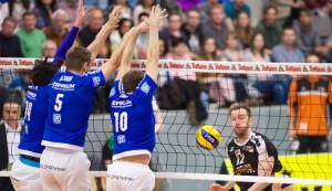 Den Matchball abwehren und ein nächstes Spiel in Friedrichshafen erzwingen