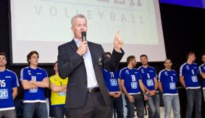 Vital Heynen wird zum zweiten Mal eine Häfler Mannschaft präsentieren