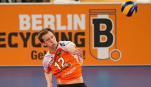 Paul Carroll will mit Berlin den Pokal holen