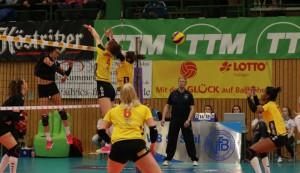 Rekordmeister und Spitzenreiter Schwerin in Suhl zu Gast