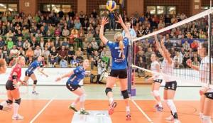Attacke auf Stuttgart: Die VolleyStars hoffen auf eine Überraschung gegen den Allianz MTV