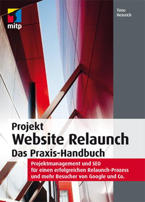 Website Relaunch - Timo Heinrich